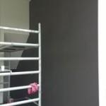 Binnenschilderwerk woning, sauzen muren 2