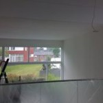 Binnenschilderwerk woning, sauzen muren/plafond 2